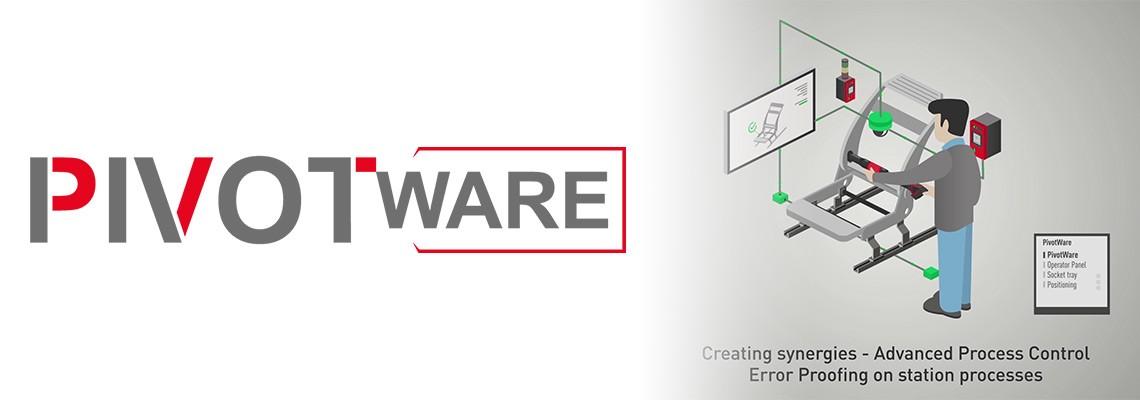 Montaj operasyonları için ileri proses kontrol sistemi: PivotWare