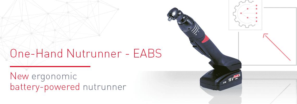 Yeni ergonomik bataryalı montaj ekipmanı: EABS