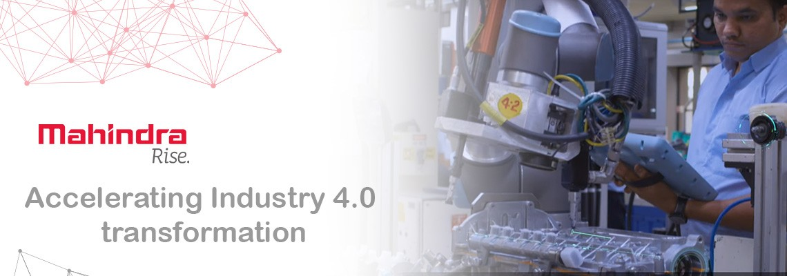 Endüstri 4.0 dönüşümünü nasıl hızlandırabilirsiniz?  Kobotlar ile iş birliğinde Mahindra örneği