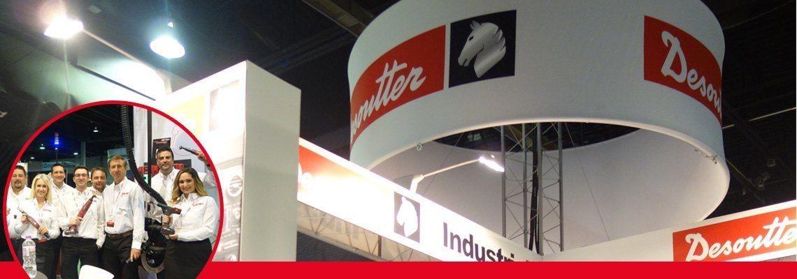 Desoutter Endüstriyel Ürünler Haber & Etkinlikler