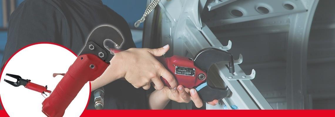 Desoutter Tools, otomotiv ve havacılık sektörleri için eksiksiz bir pnömatik sıkıştırma aletleri ürün grubunu geliştirmiştir. Teklif veya tanıtım talep edin!
