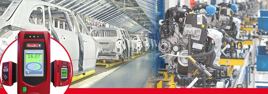 Yüksek performans ve üretkenlik için oluşturulan Desoutter Industrial Tools elektrikli montaj sistemlerini keşfedin. Bir teklif veya tanıtım için bize başvurun.