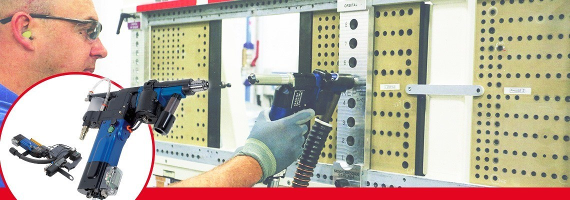 Seti-Tec ürün grubunda yer alan pnömatik gelişmiş delme üniteleri, havacılık montaj ekipmanları için yarı otomatik delme işlemleri için özeldir.
