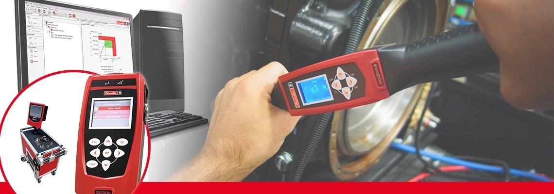 Tam izlenebilirlik ve hassasiyet sağlamak için Desoutter Tools tarafından geliştirilen sistemlerle elektrikli ve pnömatik aletler için tork ölçümünü keşfedin.