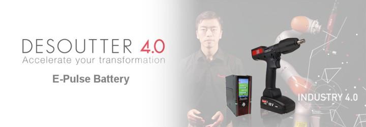En hafif ve reaksiyonsuz çalışan E-Pulse serisi bataryalı ürünümüz ile tanışın!